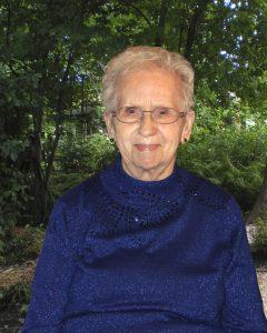 Georgette Cyr