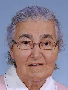 Sr Jeannine Dignard