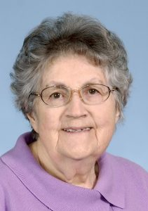Sr Marie Claire Sabourin