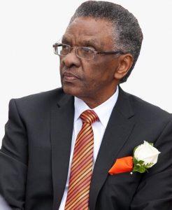 Dr Theodore Muhabura Ntihinyurwa